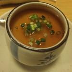 魚海船団 - たらば蟹身入り 自家製茶碗蒸し