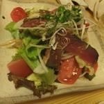 魚海船団 - かつおサラダ
