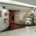 スパゲティハウス チャオ - 中日ビルの地下1階飲食店街にあります