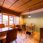 佰食屋 すき焼き専科 - 2F緑の部屋(10席)