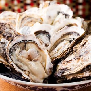 濃厚な旨味とプリプリ食感!宮城県女川産の黄金牡蠣!