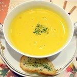 373413 - かぼちゃのスープ