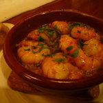 ビッグスリック - 料理写真:スペイン料理 えびのなんちゃらww