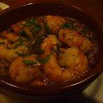 ビッグスリック - 料理写真:あ、思い出した。海老のアビージュ?