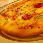 ラ マドレ - 当店一番の人気メニューミックスピザです