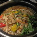 カリブリゾート - 牡蠣の八宝菜