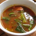 ミオ・バール - かぶれなスープ