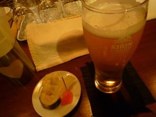 ビッグスリック - ピクルスで乾杯
