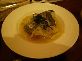 ビッグスリック - 鱈とキャベツの蒸し煮