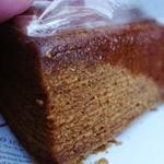 九六一八 - 黒糖バームクーヘン