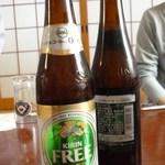 いちげんさん - ドリンク写真:ノンアルコールビール