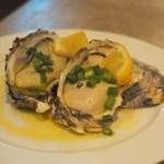 オイスター&バル インオープン - 蒸し牡蠣