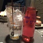 37300658 - 紫蘇バイスサワー・380円