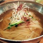 37301863 - 冷麺(ハーフ)