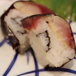 もり川 - 鯖寿司