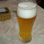 マルチュー - 2014/08/29 12:30訪問 生ビール