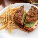 バーベキューキムラ - BBQバーガー