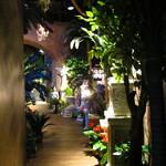 シークレットゲート カフェ - 店内