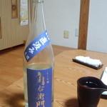 鳥ふみ - 日本酒②!