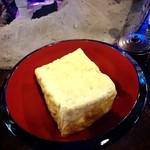 玉梨とうふ茶屋 - 揚げたての厚揚げ