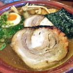 麺屋 一本気 - らー麺・ちゃーしゅう(大盛)(2015年4月)