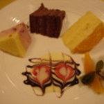 パッパパスタ - 一皿ごとに可愛い絵柄を。