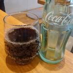 ラ ピッツァ ナポレターナ レガロ - ☆シュワァワァ~コーラで乾杯☆