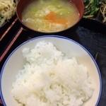 和食亭 - 柔らかめ