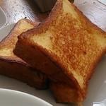ブランチキッチン - ブリオッシュフレンチトースト