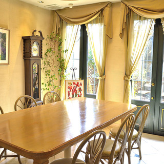 イタリアンを完全個室でお召し上がりください
