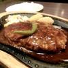 びっくりドンキー - 料理写真:ホットペッパーバーグステーキ