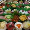 夢ものがたり - 料理写真:手まり寿司12種盛り2人前税込3240円オードブルと一緒にいかがですか?