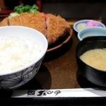 大正亭 - 料理写真:定食