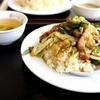 かっぱ食堂 - 料理写真:肉チャーハン