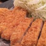 とんかつや - 料理写真:瑞浪ボーノポーク
