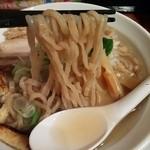 麺や 松辰 - 期間限定 鯛煮干しの麺
