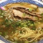 中華料理 美香蘭 - このチャーシュー麺はヤバい