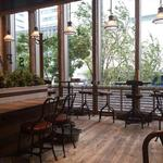 J.S. PANCAKE CAFE  - 店内