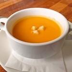 カフェレストラン ラヴィータ - スープ