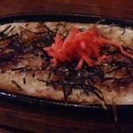 ビザール - 山芋鉄板焼