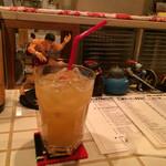 8bit cafe - カクテル、ラーの鏡