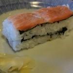 レストラン古洞 - 押し寿司