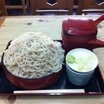 大新庵 - 2011/09 大もりそば