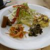 傍 - 料理写真:野菜プレート~☆
