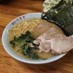 六角家 - チャーシュー麺