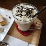花カフェきゃろっと - チョコラテ コンパンナ
