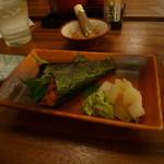TONKATSU GINZA BAIRIN - うに巻き寿司