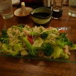 TONKATSU GINZA BAIRIN - おすすめサラダ