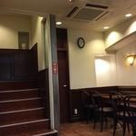 ドトールコーヒーショップ - 2015/04 地下1階