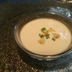 ル・モノポール - じゃが芋の冷製スープ